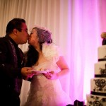 Replica Bride & Groom Cake Topper! NYLO Hotel