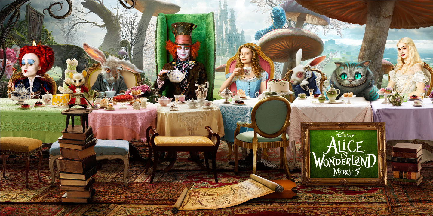 Tipful Tuesday Alice In Wonderland Party Must Haves