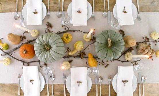 Pinterest thanksgiving decor ideas