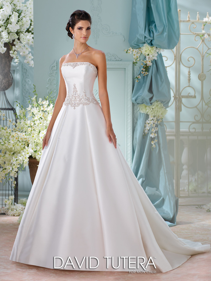 TipfulTuesday: Wedding Gown Trends For 2016!
